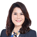 Elisa Tan real estate agent of Huttons Asia Pte Ltd
