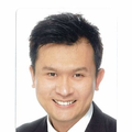 Eugene Sim real estate agent of Huttons Asia Pte Ltd
