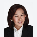 Angelina Tan real estate agent of Huttons Asia Pte Ltd
