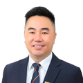 Michael Wong real estate agent of Huttons Asia Pte Ltd