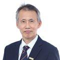 Andrew Peng real estate agent of Huttons Asia Pte Ltd
