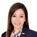 Josephine Lee real estate agent of Huttons Asia Pte Ltd