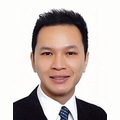 Edmund Kong real estate agent of Huttons Asia Pte Ltd