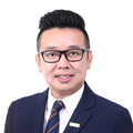 Roy Ang real estate agent of Huttons Asia Pte Ltd