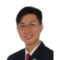 Vincent Thng real estate agent of Huttons Asia Pte Ltd