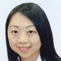 Linda Juwono real estate agent of Huttons Asia Pte Ltd