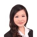 Irene Tan real estate agent of Huttons Asia Pte Ltd