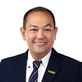 Alan Lim real estate agent of Huttons Asia Pte Ltd