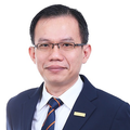 Daren Koh real estate agent of Huttons Asia Pte Ltd