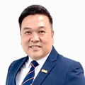 Joseph Loh real estate agent of Huttons Asia Pte Ltd
