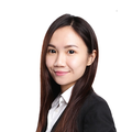 Brenda Koh real estate agent of Huttons Asia Pte Ltd