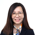 Eileen Yip real estate agent of Huttons Asia Pte Ltd