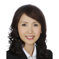 Iris Chen real estate agent of Huttons Asia Pte Ltd