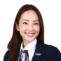 Eunice Tan real estate agent of Huttons Asia Pte Ltd
