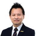 Michael Toh real estate agent of Huttons Asia Pte Ltd