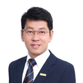 Glyn Yong real estate agent of Huttons Asia Pte Ltd