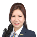Katheriene Ang real estate agent of Huttons Asia Pte Ltd