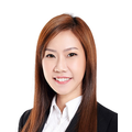Marilyn Zhang real estate agent of Huttons Asia Pte Ltd
