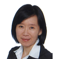 Lily Ang real estate agent of Huttons Asia Pte Ltd