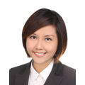 Bella Teo real estate agent of Huttons Asia Pte Ltd