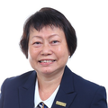 Julie Chan real estate agent of Huttons Asia Pte Ltd