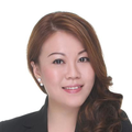 Cindy Tan real estate agent of Huttons Asia Pte Ltd