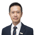 Henry Chua real estate agent of Huttons Asia Pte Ltd