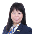 Esther Ng real estate agent of Huttons Asia Pte Ltd