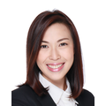 Claire Chua real estate agent of Huttons Asia Pte Ltd