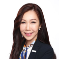 Linda Chow real estate agent of Huttons Asia Pte Ltd