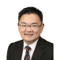 Vincent Loh real estate agent of Huttons Asia Pte Ltd