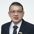 Samuel Lew real estate agent of Huttons Asia Pte Ltd