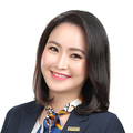Janet Chin real estate agent of Huttons Asia Pte Ltd