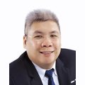 William Wang real estate agent of Huttons Asia Pte Ltd