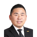 Edwin Koh real estate agent of Huttons Asia Pte Ltd