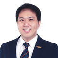 Luiz Lee real estate agent of Huttons Asia Pte Ltd