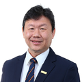 Peter Tey real estate agent of Huttons Asia Pte Ltd
