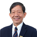 George Lim real estate agent of Huttons Asia Pte Ltd