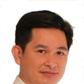 Harris Ho real estate agent of Huttons Asia Pte Ltd