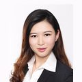 Cathy Li real estate agent of Huttons Asia Pte Ltd