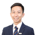 Ron Quek real estate agent of Huttons Asia Pte Ltd