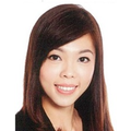 Katrina Lin real estate agent of Huttons Asia Pte Ltd