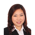 Gillian Ang real estate agent of Huttons Asia Pte Ltd