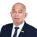 Steve Soo real estate agent of Huttons Asia Pte Ltd