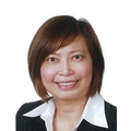 Yoke Choo Ng  real estate agent of Huttons Asia Pte Ltd