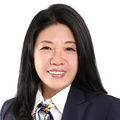 Joanne Lau real estate agent of Huttons Asia Pte Ltd