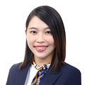 Leah Lee real estate agent of Huttons Asia Pte Ltd
