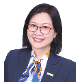 Zoe Tan real estate agent of Huttons Asia Pte Ltd