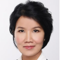 Elina Tan real estate agent of Huttons Asia Pte Ltd
