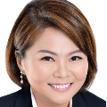 Janice Poh real estate agent of Huttons Asia Pte Ltd